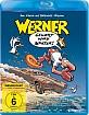 Werner - Gekotzt wird später! Blu-ray