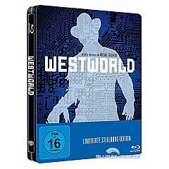 Westworld (1973) (Limited Steelbook Edition) (Neuauflage) Blu-ray