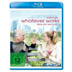 Whatever Works - Liebe sich wer kann Blu-ray