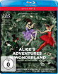 Wheeldon - Alice's Adventures in Wonderland Blu-ray