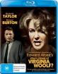 Who's Afraid of Virginia Woolf? (1966) (AU Import) Blu-ray