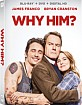 Why Him? (2016) (Blu-ray + DVD + UV Copy) (US Import ohne dt. Ton) Blu-ray