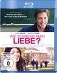 Wie schreibt man Liebe (2014) Blu-ray