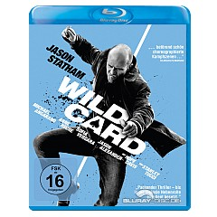 Wild Card (2015) Blu-ray