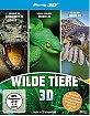 Wilde Tiere 3D Box (Blu-ray 3D) Blu-ray