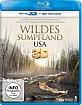 Wildes Sumpfland USA 3D (Blu-ray 3D) Blu-ray