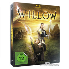 Willow (1988) - Steelbook Blu-ray