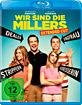 Wir sind die Millers (Blu-ray + UV Copy) Blu-ray