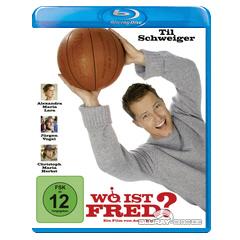 Wo ist Fred? Blu-ray