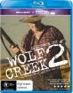 Wolf Creek 2 - Director´s Cut (Blu-ray + UV Copy) (AU Import ohne dt. Ton) Blu-ray