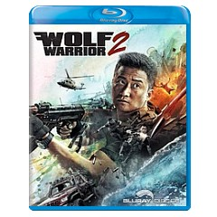 Wolf Warrior II (2017) (Blu-ray + DVD) (Region A - US Import ohne dt. Ton) Blu-ray
