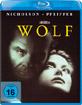Wolf - Das Tier im Manne Blu-ray