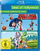 Wolkig mit Aussicht auf Fleischbällchen & Planet 51 (Best of Hollywood Collection) Blu-ray
