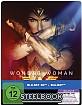 Wonder Woman (2017) 3D (Limited Steelbook Edition) (Blu-ray 3D + Blu-ray + UV Copy) Blu-ray