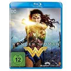 Wonder Woman (2017) (Blu-ray + UV Copy) Blu-ray
