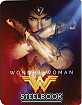Wonder Woman (2017) (Ultimate Collector's Edition) (Limited Steelbook Edition inkl. Wonder Woman Figur) Blu-ray