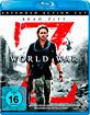 World War Z Blu-ray