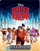 Wreck-It Ralph 3D - Zavvi Exclusive Limited Edition Lenticular Steelbook (Blu-ray 3D + Blu-ray) (UK Import ohne dt. Ton) Blu-ray