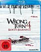 Wrong Turn 4: Bloody Beginnings Blu-ray