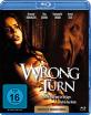 Wrong Turn (2003) Blu-ray