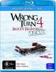 Wrong Turn 4: Bloody Beginnings (Blu-ray + DVD) (AU Import ohne dt. Ton) Blu-ray