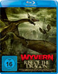 Wyvern - Rise of the Dragon (2. Neuauflage) Blu-ray
