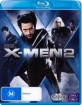X-Men 2 (AU Import ohne dt. Ton) Blu-ray