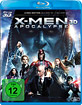 X-Men: Apocalypse 3D (Blu-ray 3D + Blu-ray + UV Copy) Blu-ray