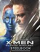 X-Men: Budouci Minulost 3D - Limited Edition Steelbook (Blu-ray 3D + Blu-ray) (CZ Import) Blu-ray