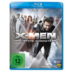 X-Men - Der letzte Widerstand (2-Disc Set) Blu-ray