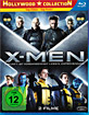 X-Men: Erste Entscheidung + X-Men: Zukunft ist Vergangenheit (Doppelset) Blu-ray