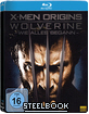 X-Men Origins: Wolverine - Steelbook Blu-ray
