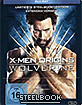 X-Men Origins: Wolverine (Limited Steelbook Edition) Blu-ray