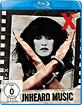 X - The Unheard Music Blu-ray