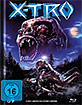 X-Tro (Limited Mediabook Edition) (Cover A) Blu-ray