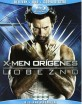 X-Men Orígenes: Lobezno (Blu-ray + DVD + Digital Copy) (ES Impor Blu-ray