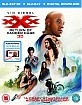 xXx: The Return of Xander Cage 3D (Blu-ray 3D + Blu-ray + UV Copy) (UK Import ohne dt. Ton) Blu-ray