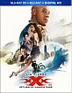 xXx: The Return of Xander Cage 3D (Blu-ray 3D + Blu-ray + UV Copy) (US Import ohne dt. Ton) Blu-ray