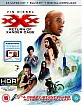 xXx: The Return of Xander Cage 4K (4K UHD + Blu-ray + UV Copy) (UK Import ohne dt. Ton) Blu-ray