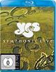 Yes - Symphonic Live (Neuauflage) Blu-ray