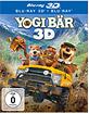 Yogi Bär 3D (Blu-ray 3D + Blu-ray) Blu-ray