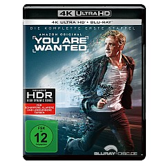 You Are Wanted - Die komplette erste Staffel 4K (4K UHD + Blu-ray + UV Copy) Blu-ray