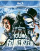 Young Frankenstein (1974) (Region A - US Import ohne dt. Ton) Blu-ray