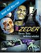 Zeder - Denn Tote kehren wieder (Limited Hartbox Edition) (Cover A) Blu-ray
