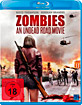 Zombies - An Undead Road Movie Blu-ray