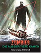 Zombies - Die aus der Tiefe kamen (Limited X-Rated Eurocult Collection #25) (Cover C) Blu-ray