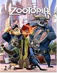 Zootopia (2016) 3D - KimchiDVD Exclusive Limited Full Slip Edition Steelbook (KR Import ohne dt. Ton) Blu-ray
