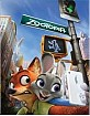 Zootopia (2016) 3D - KimchiDVD Exclusive Limited Lenticular Slip Edition Steelbook (KR Import ohne dt. Ton) Blu-ray