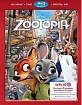 Zootopia (2016) - Target Exclusive (Blu-ray + DVD + UV Copy) (US Import ohne dt. Ton) Blu-ray