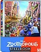 Zootropolis 3D - Steelbook (Blu-ray 3D + Blu-ray) (IT Import) Blu-ray